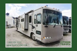 2005 GULFSTREAM Crescendo 8048 Diesel Pusher Motor Home