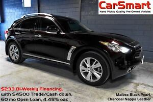2012 Infiniti FX35 Premium | Nav | 360° Camera | Htd+Cooling Sea
