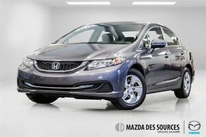 2014 Honda Civic LX *AC,SIEGES CHAUFFANT,BLUETOOTH*