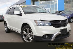 2016 Dodge Journey Crossroad AWD| Sun| Nav| Heat Leath/Wheel|