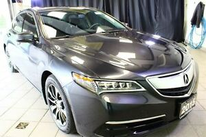2015 Acura TLX *1 OWNER*ROOF*LTHR