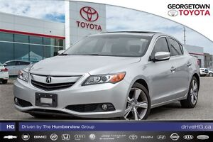 2013 Acura ILX Technology Pkg with low kilometers