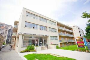 1 Bdrm available at 124 Broadway Avenue, Toronto