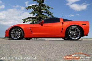 2012 Chevrolet Corvette Z06 3LZ CFZ 505HP \ ONLY 24,000 KMS