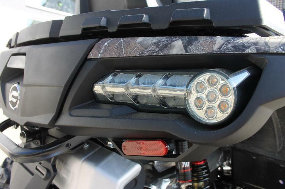CFMOTO CFORCE 850 DLX EPS LOF Quad ATV in Willebadessen