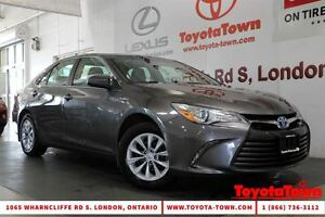 2015 Toyota Camry Hybrid SINGLE OWNER LE