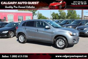 2013 Mitsubishi RVR SE 4WD / EASY FINANCING AVAILABLE / MUST SEE