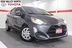 2015 Toyota Prius c Btooth USB Pwr Wndws, Mirrs, Locks A/C