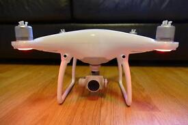 DJI Phantom 4 Great Condition Ready to Fly plus Filters