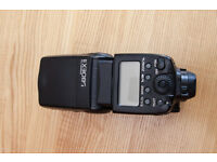 Canon 580EX II Speedlite Shoe Mount Flash 580EXII