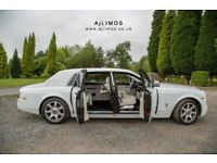 Wedding Car Hire Leeds | Rolls Royce Hire Leeds | Vintage Wedding Cars Hire | Limo Hire Leeds