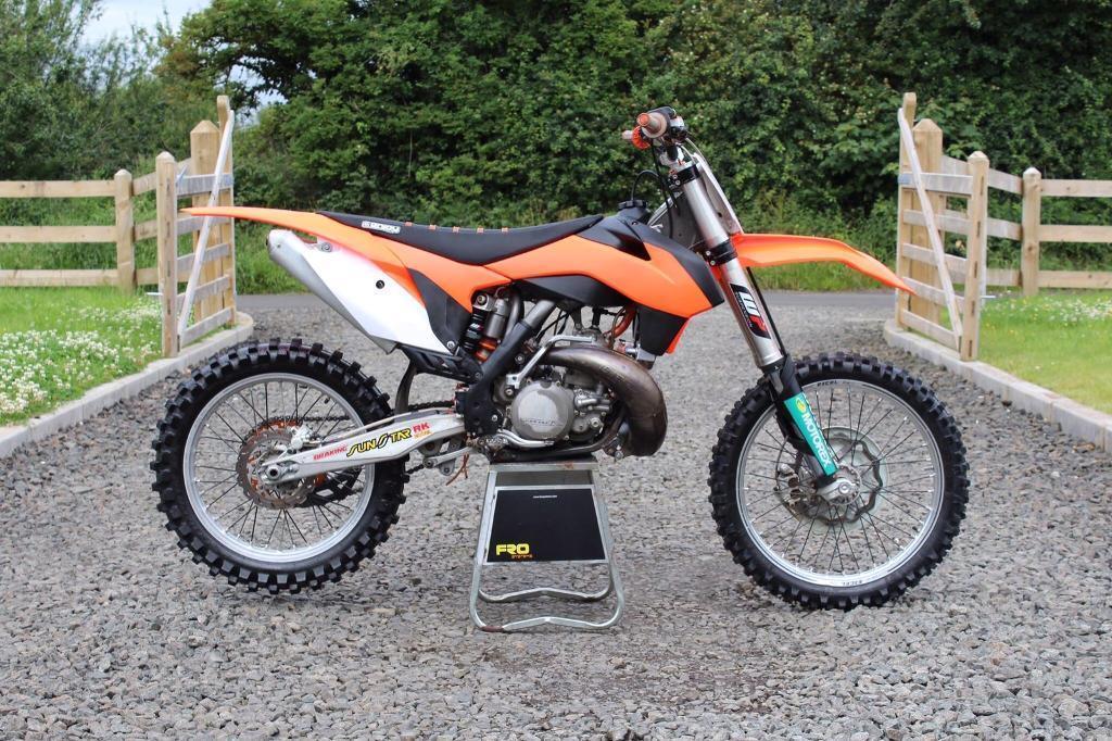 Ktm sx 250 2014