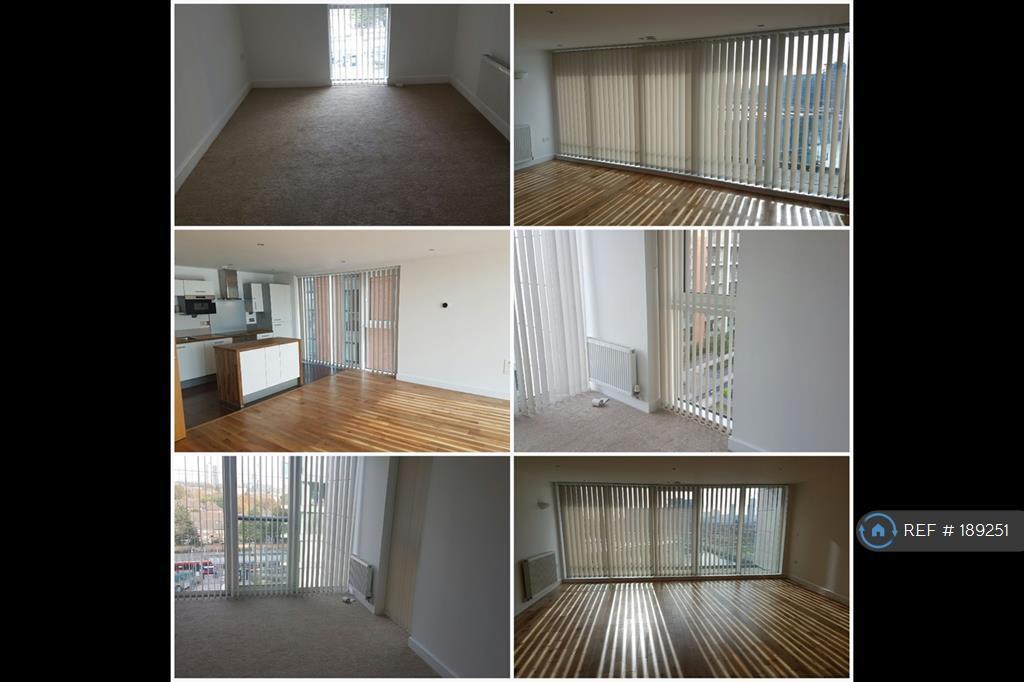 2 bedroom flat in Western Gateway, London, E16 (2 bed)