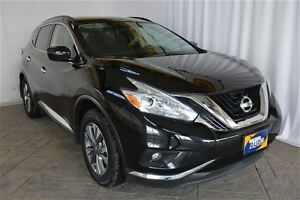 2016 Nissan Murano SV, ONE OWNER, PWR SUNROOF, BACK-UP CAMERA