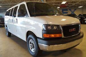2013 GMC Savana 3500 SLE, 15 Passenger, A/C, V8, Bluetooth,