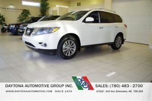 2015 Nissan Pathfinder SV 4X4 7 PASSENGER NO ACCIDENTS
