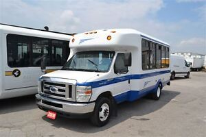 2008 Ford E-350 DIESEL WHEEL CHAIR LIFT