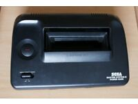 Console Sega Master system II (only the console)