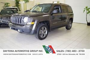 2015 Jeep Patriot HIGH ALTITUDE AUTOMATIC 4X4