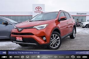 2016 Toyota RAV4 Limited company demo! 0% financing avalable