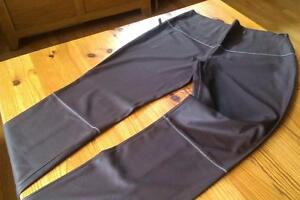 'Luscious' pants in chocolate brown