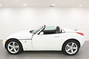 2008 Pontiac Solstice Manual| Local Trade| Low Kms| Convertible Regina Regina Area image 5