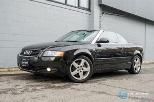 2003 Audi A4 3.0! Only 74000kms! Mint!