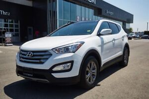 2015 Hyundai Santa Fe LEATHER / SUNROOF / ALLOYS AND MORE!!
