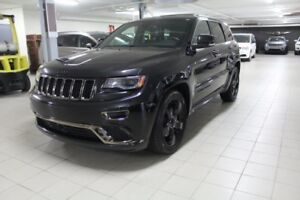 2015 Jeep Grand Cherokee Overland Blacktop