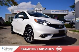 2015 Nissan Versa Note 1.6 SR *Rear veiw monitor,Alloys,Power pa