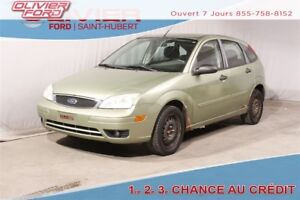 2007 Ford Focus SES A/C