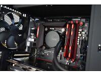 i7 4790K, Asus Maximus VII Hero, 16GB RAM