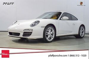 2010 Porsche 911 Carrera 4 Coupe