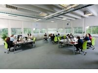 Fixed desk £200 ex VAT per month. Hot desk £12 per day. Spacious co-working environment at Techcube.
