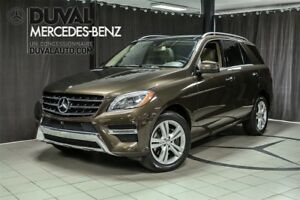 2015 Mercedes-Benz M-Class ML350 BlueTEC 4MATIC/ DIESEL