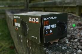 Exodus Foot Pack FP7
