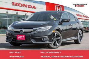 2017 Honda Civic Touring | Automatic