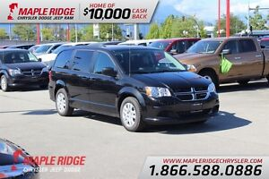 2014 Dodge Grand Caravan SE/SXT w/ Bluetooth & Stow N Go