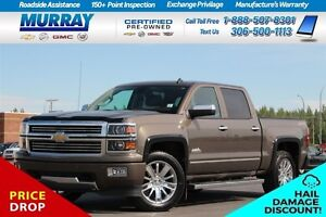 2014 Chevrolet Silverado 1500 High Country*HAIL DAMAGE ($6800)*P