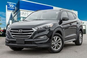 2017 Hyundai Tucson AWD 2.0L SE LEATHER SUNROOF FORMER DAILY REN