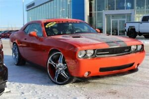 2009 Dodge Challenger SRT8| Sun| Nav| Heat Leath/Suede| Cust 24