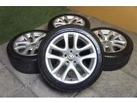 VW / Audi / Skoda Alloy wheels - 13 Sets TT Golf Passat T4 A3 A4 A8 Caddy Beetle 5x112 5x100 Leon