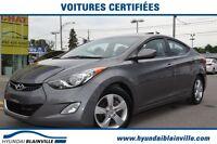 2012 Hyundai Elantra GLS A/C, TOIT, MAGS, SIÈGES CHAUFFANTS, BLU