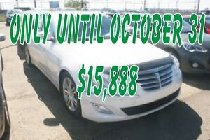2013 Hyundai Genesis PREMIUM NAV, LEATHER, SUNROOF