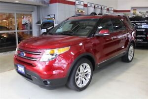 2015 Ford Explorer LIMITED|4WD|LEATHER|NAV|SUNROOF|REMOTE START!