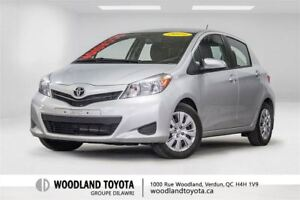 2014 Toyota Yaris AIR CLIMATISE/GROUPE ELECTRIQUE !