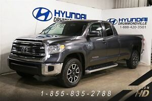 2016 Toyota Tundra SR5 + 5.7L V8 + DOUBLE CAB + LONG BED 4X4
