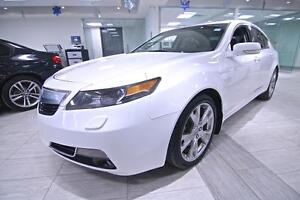 2012 Acura TL ELITE PKG, SHAWD, NAV, ONE OWNER, NO ACCIDENT, FUL