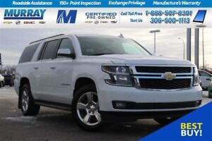 2016 Chevrolet Suburban LT 4WD*DVD/BLU-RAY PKG,PARK ASSIST,SUNRO