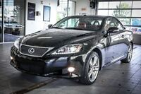 2012 Lexus IS350C ** TRÈS RARE ** DÉCAPOTABLE ** NAVIGATION **